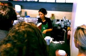 """""""Starbucks"""" """"Paris"""" """"Cappuchino"""""""