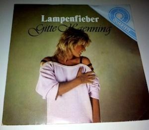 """Gitte Haenning"" ""Lampenfieber"" ""juliamoved"
