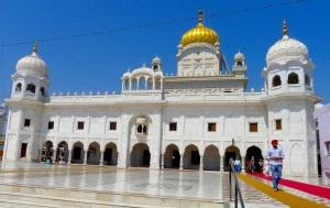 """""""Gurdwara Dukh Nivaran Sahib"""" """"temple"""" """"sikh"""" """"patiala"""" """"punjab"""" """"India"""""""