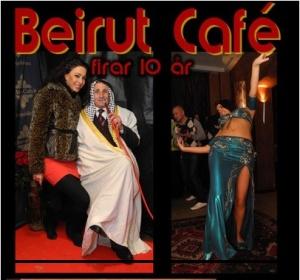 """Beirut Café"" ""Stockholm"" ""skindeep"