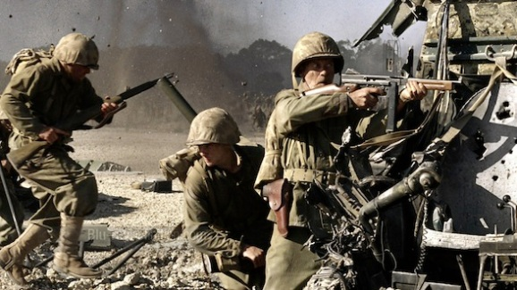 The pacific war images